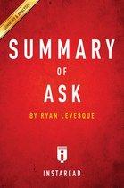 Boek cover Summary of Ask van Instaread Summaries