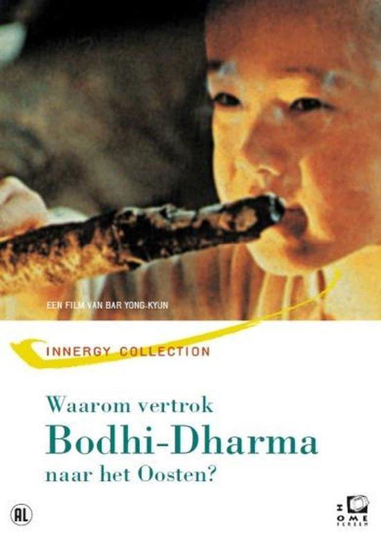 Cover van de film 'Waarom Vertrok Bodhi-Dharma Naar Het Oosten'