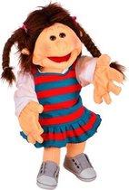 Living Puppets Handpop Lischa - 45 cm - Wit