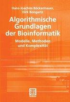 Omslag Algorithmische Grundlagen der Bioinformatik