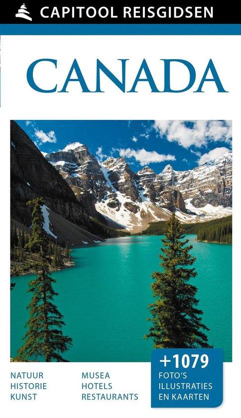 Capitool reisgids - Canada - Bruce Bishop   Fthsonline.com