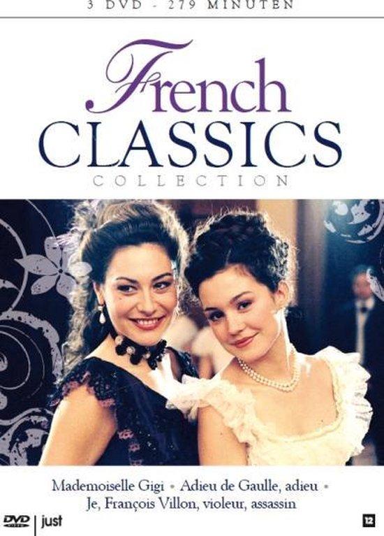 Cover van de film 'French Classics Box'