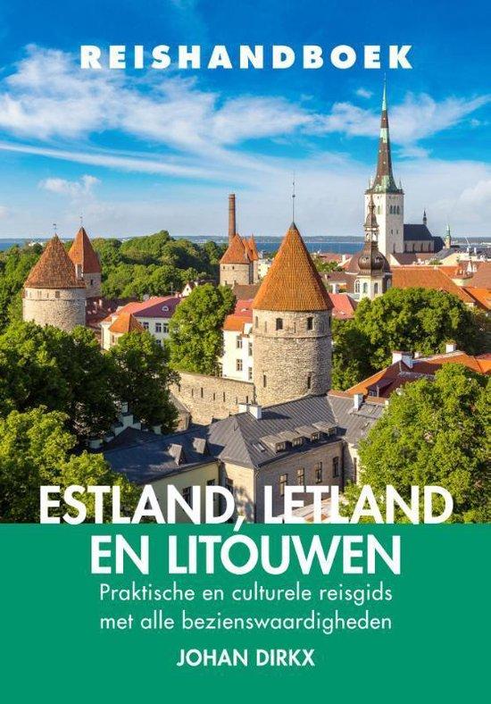 Reishandboek Estland, Letland en Litouwen - Johan Dirkx  