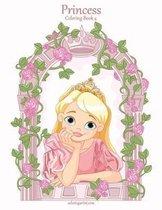 Princess Coloring Book 4