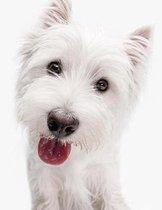 West Highland White Terrier Notebook