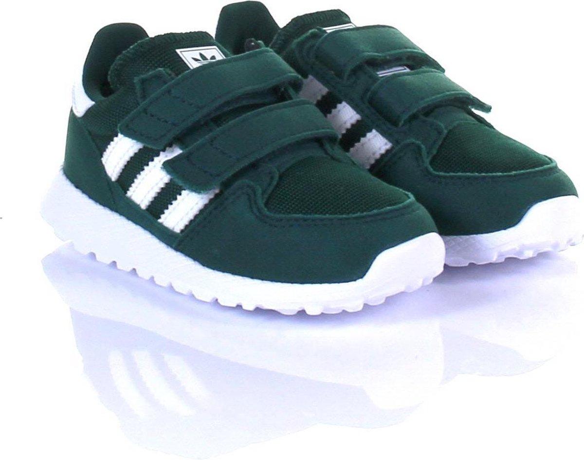   Adidas Jongens Sneakers Forest Grove Cf I Groen