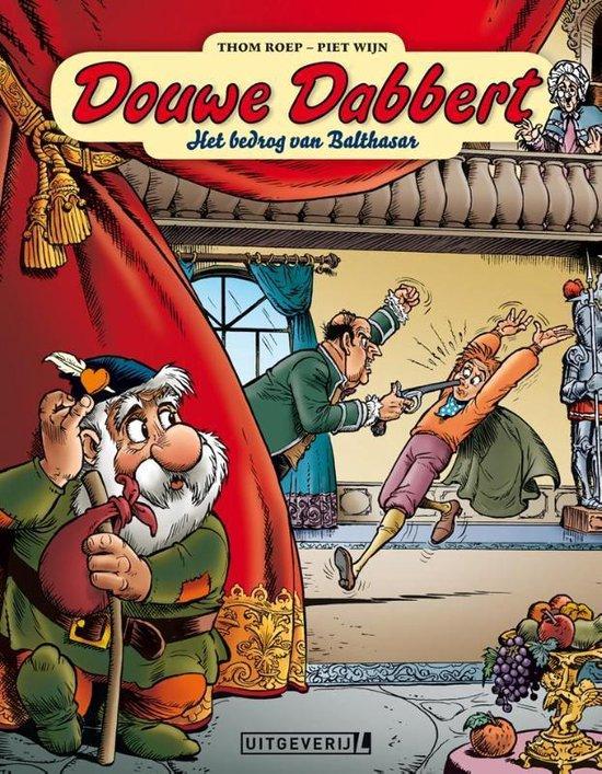 Douwe Dabbert 15 - Het bedrog van Balthasar - Thom Roep |