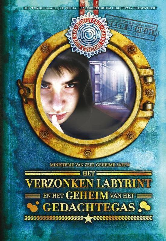 Het Verzonken Labyrint en het Geheim van het Gedachtegas - CircusPatz |