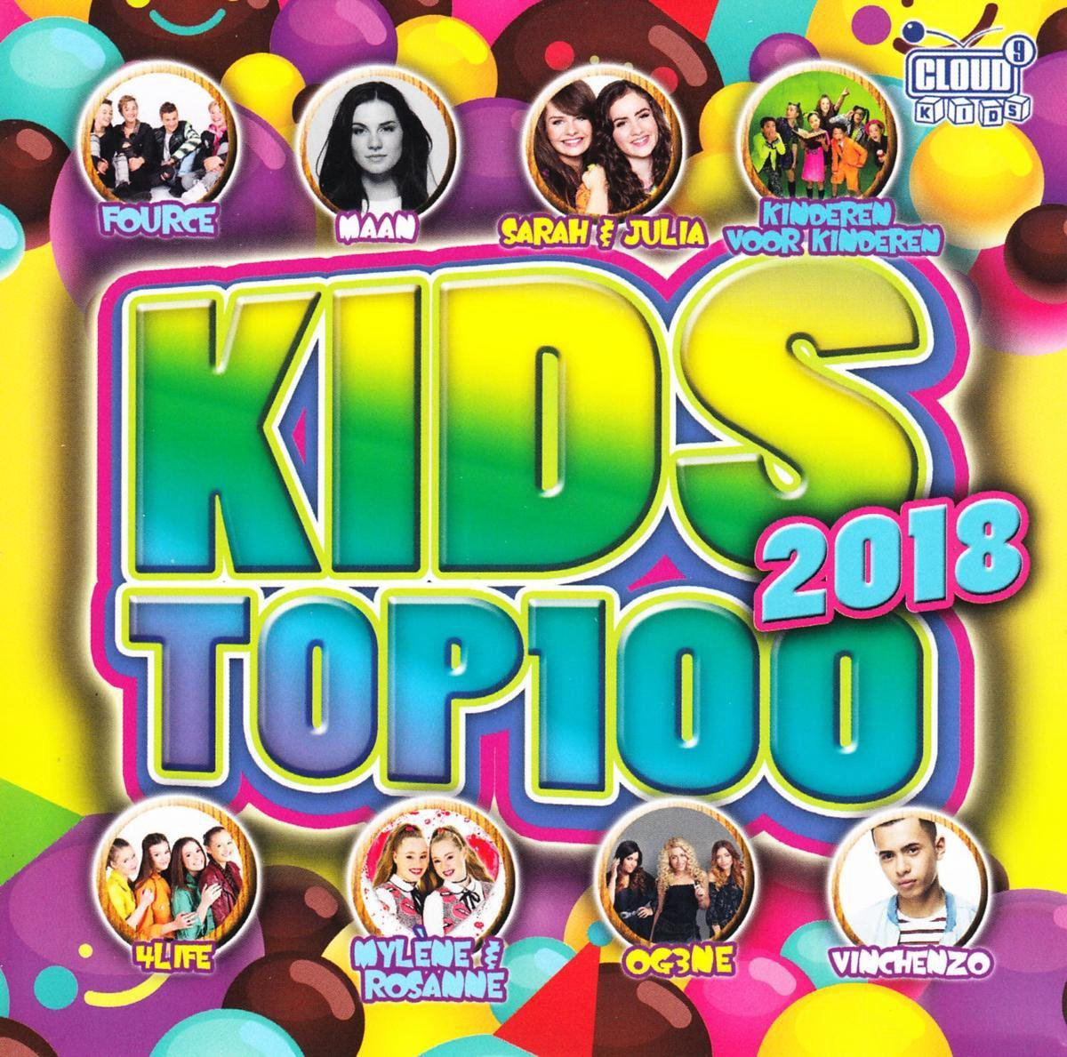 Kids Top 100 - 2018 - Kids Top 100