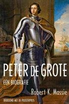 Boek cover Peter de Grote van Robert K. Massie (Onbekend)