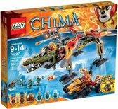 LEGO Chima De Redding van Koning Crominus - 70227