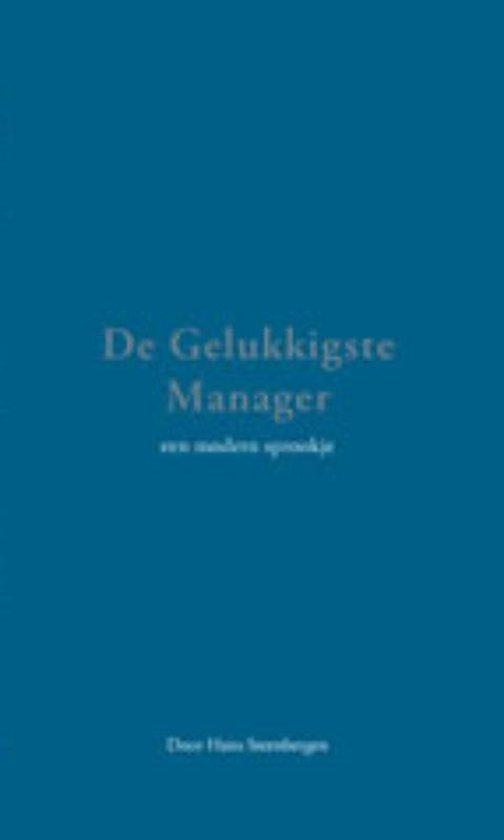 De Gelukkigste Manager - H. Steenbergen   Readingchampions.org.uk