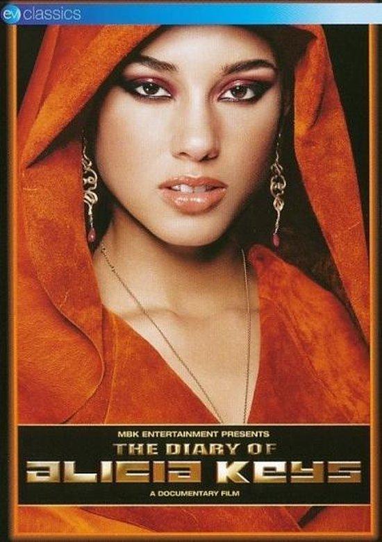 Cover van de film 'Alicia Keys - The Diary Of Alicia Keys'