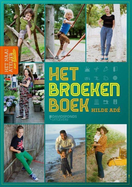 Het broekenboek - Hilde Adé  