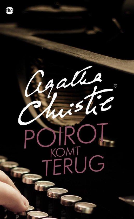Poirot 28 - Poirot komt terug - Agatha Christie |