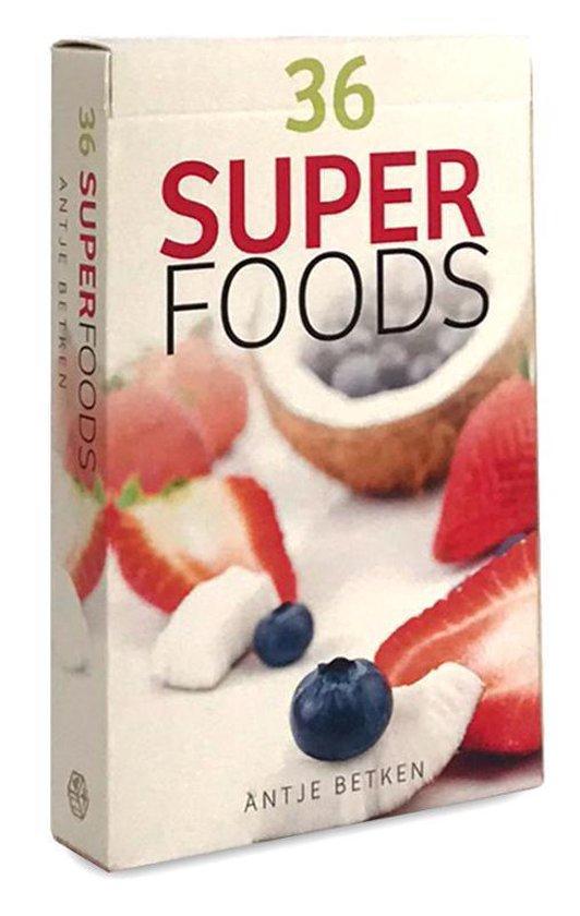 36 Superfoods - Antje Betken pdf epub