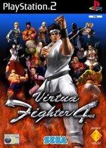 Virtua Fighter 4, Evolution