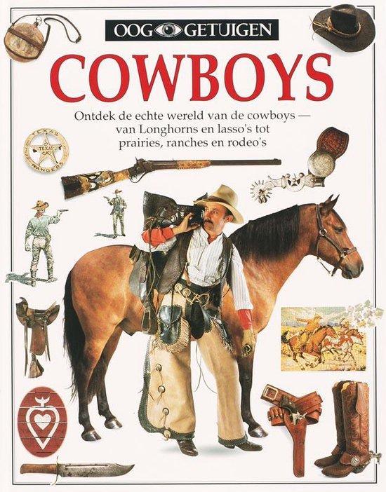 Serie Ooggetuigen: Cowboys - David Grossman |