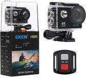 EKEN Action Camera H9R 4K UltraHD met EXTRA Batter