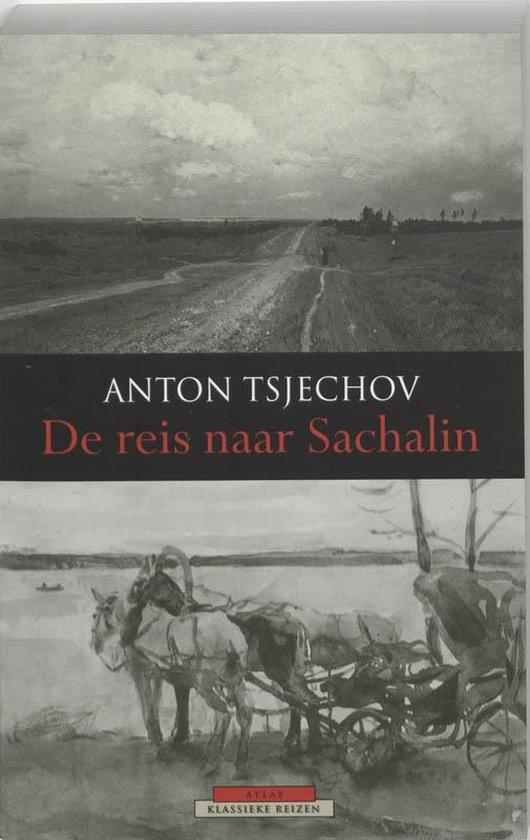 Atlas Klassieke reizen - De reis naar Sachalin - Anton Tsjechov | Fthsonline.com