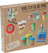 Re-Cycle-Me Knutselpakket: muziek