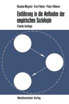 Einfuhrung in Die Methoden Der Empirischen Soziologie