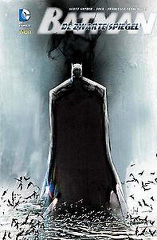 Batman hc01. de zwarte spiegel - F. Francavilla pdf epub