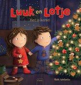 Boek cover Luuk en Lotje  -   Het is kerst! van Ruth Wielockx