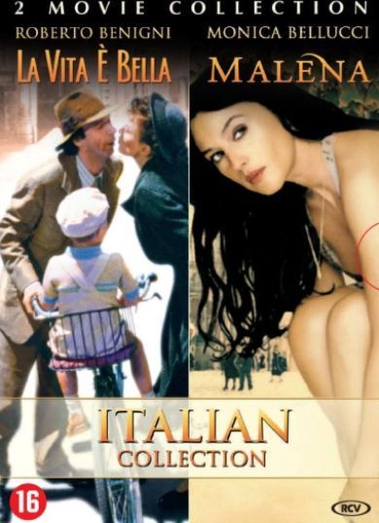 Cover van de film 'Italian Box'