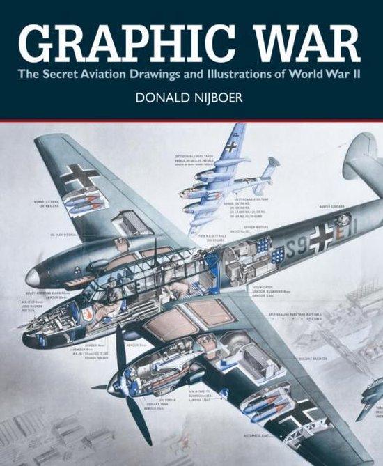 Boek cover Graphic War van Donald Nijboer (Paperback)