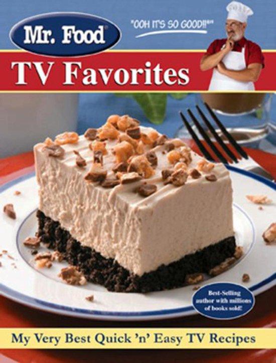 Bol Com Mr Food Tv Favorites Ebook Mr Food Test Kitchen 9780991193400 Boeken