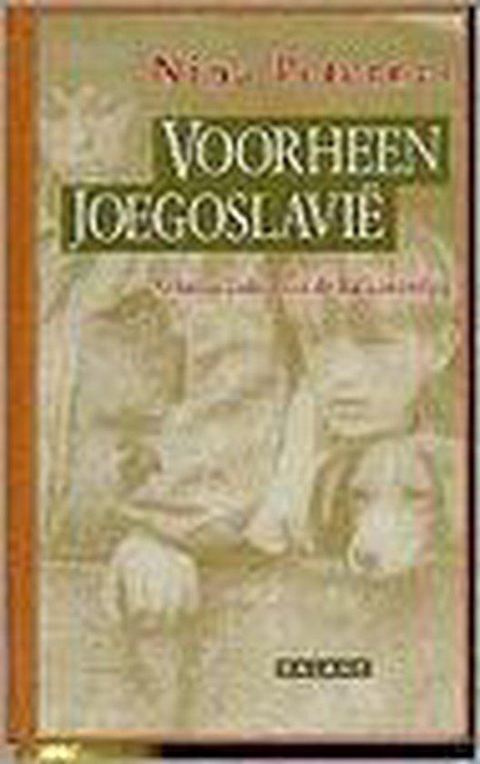 VOORHEEN JOEGOSLAVIE - Nina Peternel  