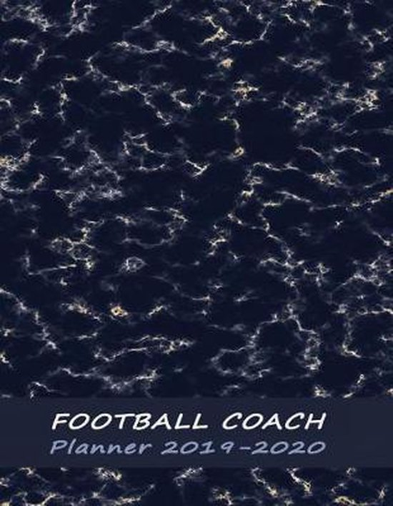 Football Game Planning Notebook