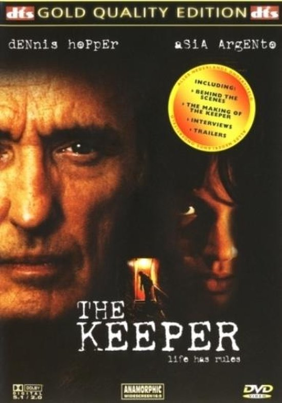 Cover van de film 'Keeper'