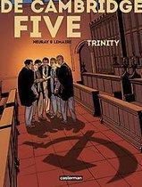 Cambridge five 01. trinity 1/3