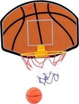 Johntoy Deur-basketbalspel Met Basketbal In Doos 30 Cm