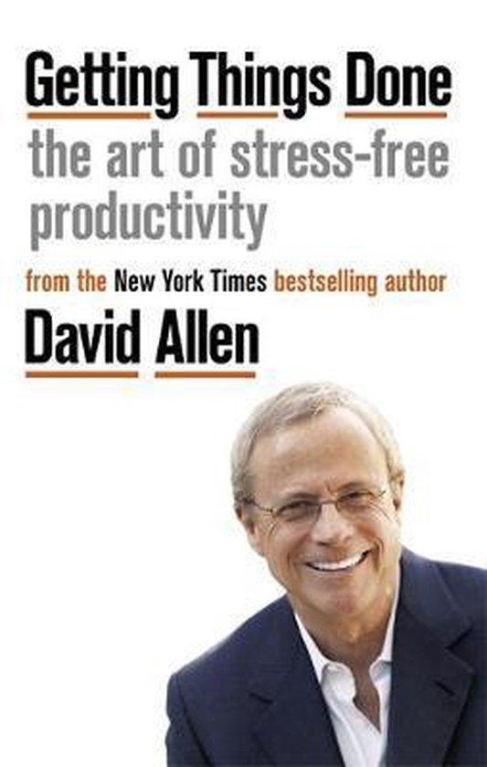 Boek cover Getting Things Done van David Allen (Paperback)