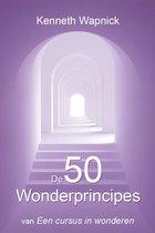 De 50 wonderpincipes van Een cursus in wonderen