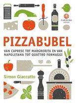 Boek cover Kookbijbels - Pizzabijbel van Simon Giaccotto (Hardcover)