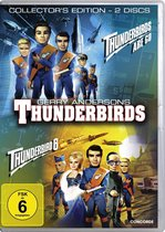 Thunderbirds Are Go / Thunderbird 6 [Collector's Edition][2 DVDs](import)
