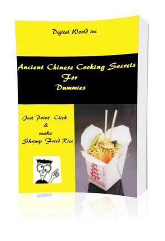 Ancient Chinese Cooking Secrets for Dummies