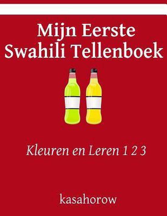 Mijn eerste swahili tellenboek - Kasahorow |