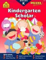 School Zone Kindergarten Scholar Workbook