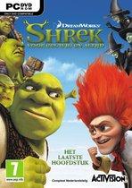 Shrek, Voor Eeuwig en Altijd  (DVD-Rom) - Windows