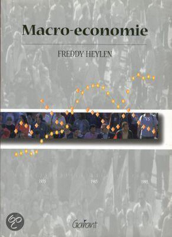 Macro-economie - Freddy Heylen |