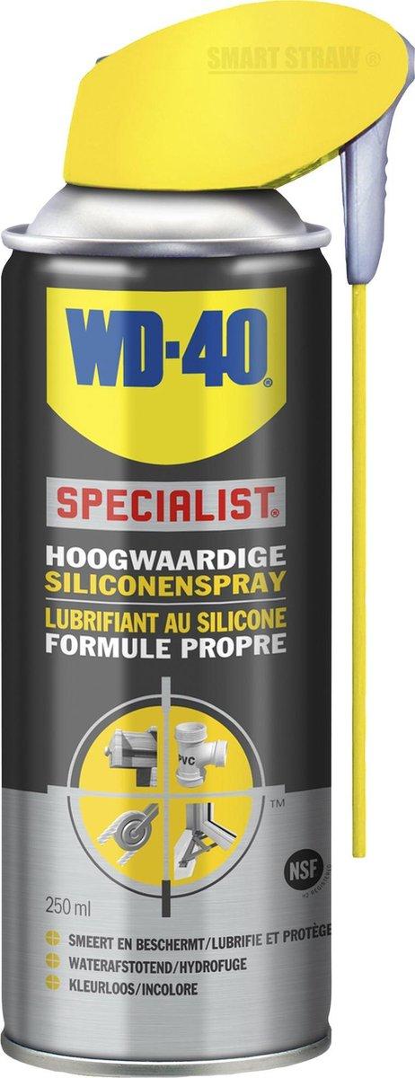 WD-40 Siliconenspray - 250ml