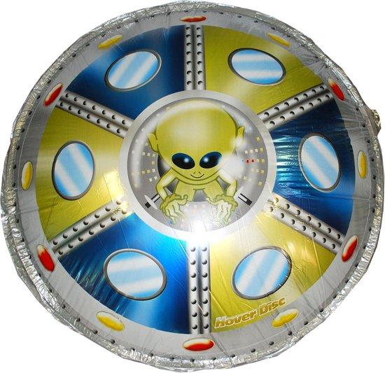 Air spinner hover disc ballon Alien - vliegende schotel