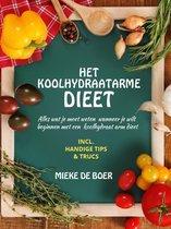 Omslag Het koolhydraatarme dieet
