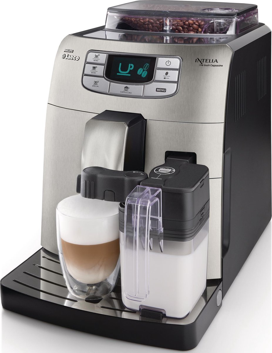   Philips Saeco Espressoapparaat Intelia HD875383