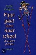 Omslag Pippi Gaat Niet Naar School